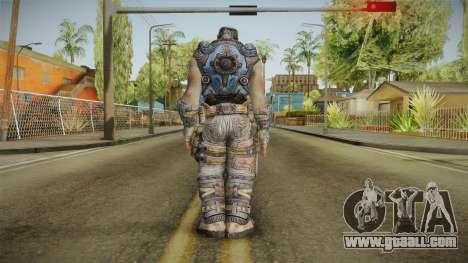 Michael Barrick Skin for GTA San Andreas third screenshot