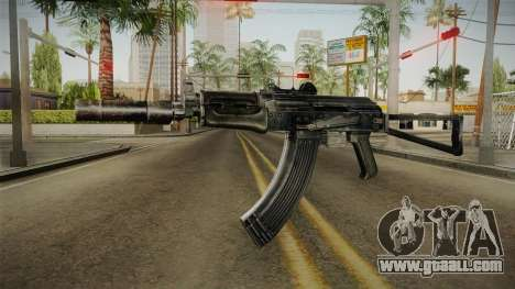 The weapon of Freedom v1 for GTA San Andreas second screenshot