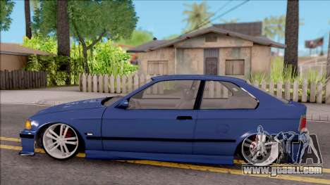 BMW M3 E36 Compact for GTA San Andreas left view