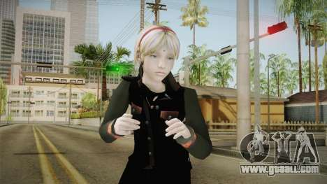De Ninas Skin v5 for GTA San Andreas