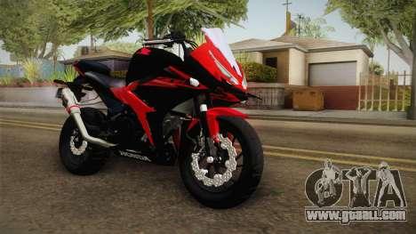 Honda CBR150 Pro Liner for GTA San Andreas right view