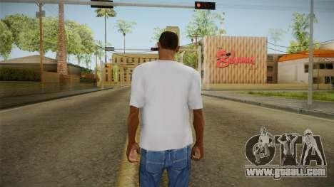 GTA 5 Special T-Shirt v18 for GTA San Andreas second screenshot