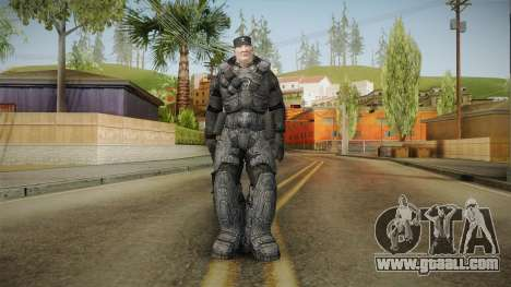 Colonel Victor Hoffman Skin for GTA San Andreas second screenshot
