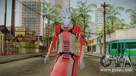 Mass Effect 2 Matriarch Aethyta for GTA San Andreas