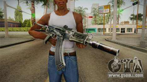 The weapon of Freedom v1 for GTA San Andreas
