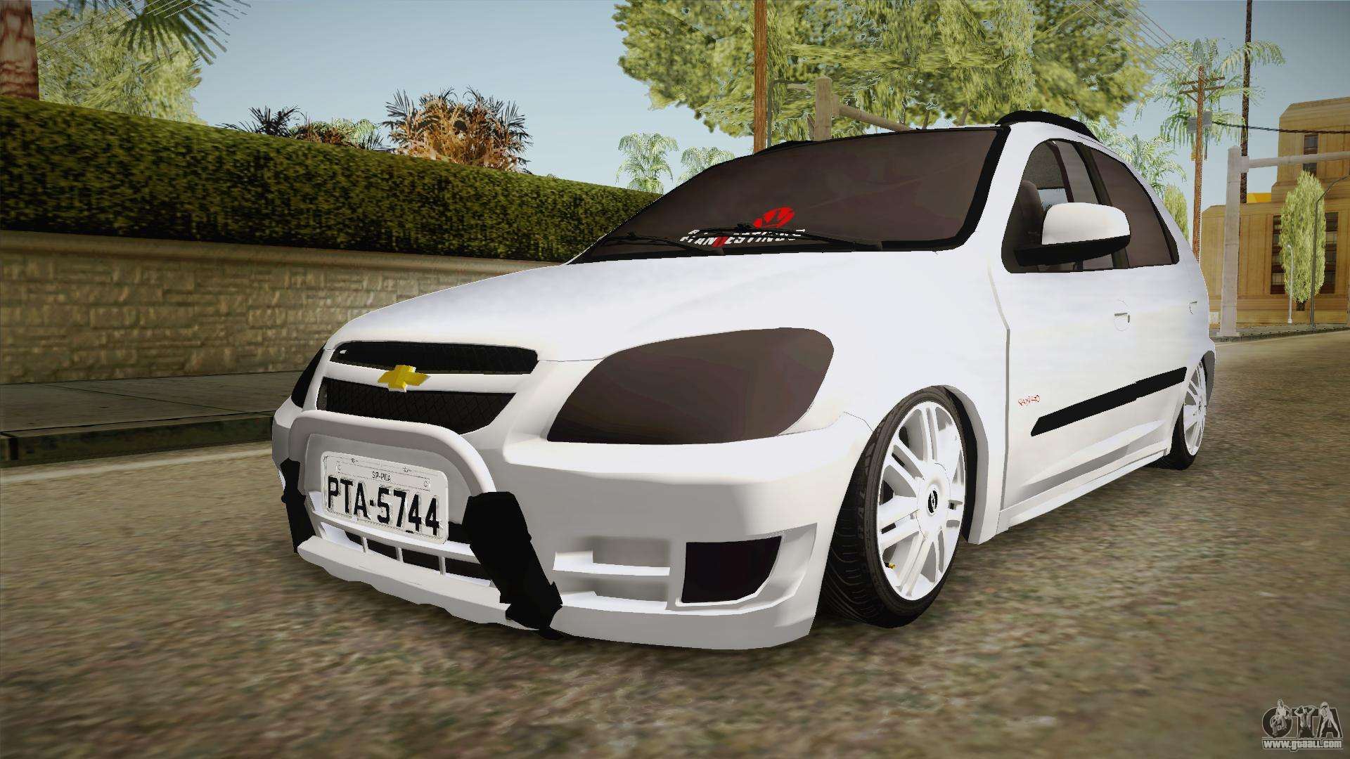 Chevrolet Celta Off Road Edition for GTA San Andreas