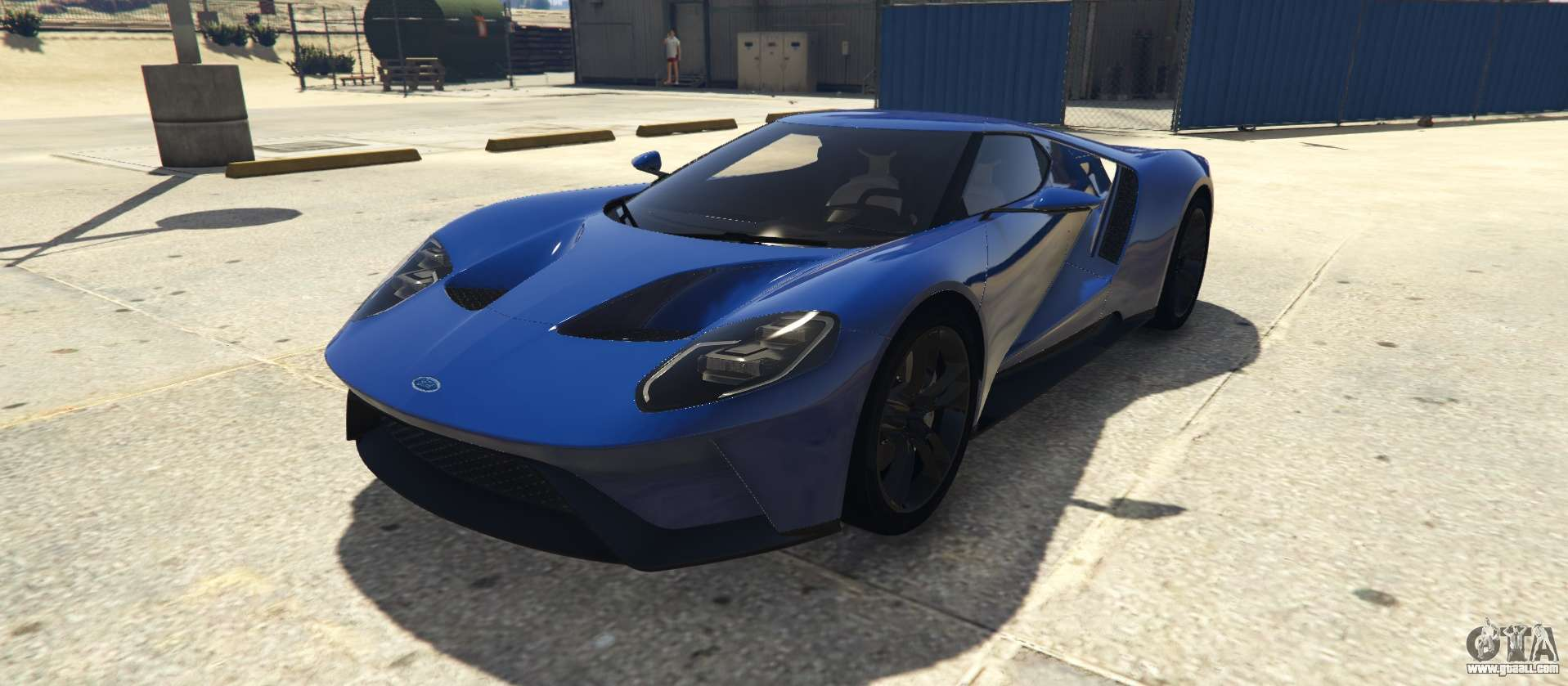 Ford Gt For Gta