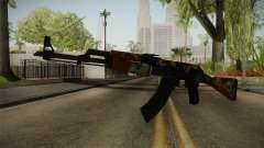 CS: GO AK-47 Jet Set Skin for GTA San Andreas