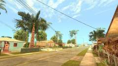New more realistic Timecycle by Luke126 for GTA San Andreas