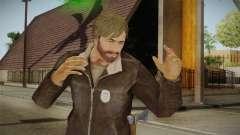 Rick TWD Comic Skin for GTA San Andreas