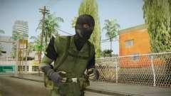 MSF Custom Soldier Skin 2 for GTA San Andreas
