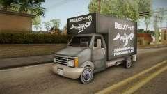 GTA SA DLC - Triad Fish Van
