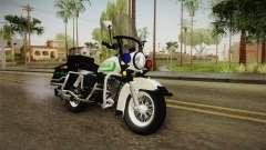 New Police Bike v1