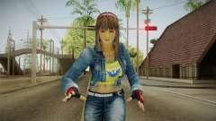 Hitomi Casual Skin for GTA San Andreas