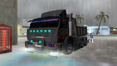 KAMAZ 65115 BLACK NIGHT