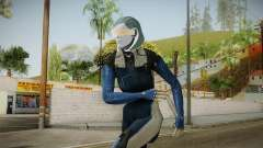 Mass Effect 3 EDI Alt Blue for GTA San Andreas