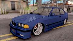 BMW M3 E36 Compact for GTA San Andreas
