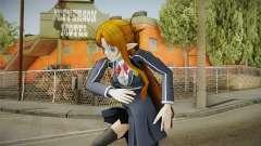 Asuna Yuuki School Uniform v1