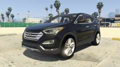 Hyundai Santa Fe 2013 for GTA 5