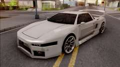 BlueRay Infernus V910 for GTA San Andreas