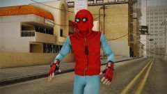 Marvel Heroes Omega - Homemade Suit v2 for GTA San Andreas