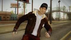 Shane TWD Comic Skin for GTA San Andreas