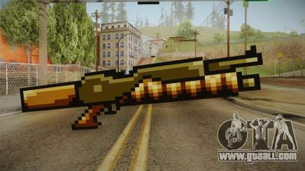 Metal Slug Weapon 12 for GTA San Andreas