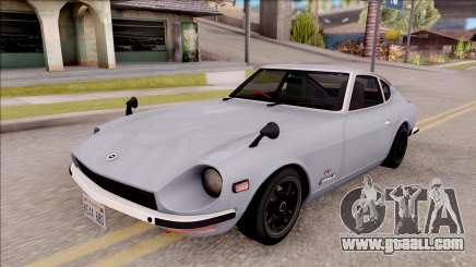 Nissan Fairlady Z 432 Stock 1969 for GTA San Andreas