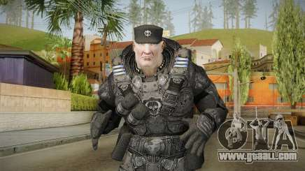 Colonel Victor Hoffman Skin for GTA San Andreas
