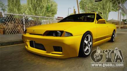 Nissan Skyline R32 Pickup for GTA San Andreas