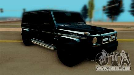 Mercedes-Benz G63 Brabus for GTA San Andreas