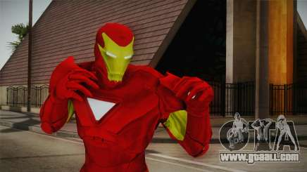 Marvel Heroes Omega - Iron Man for GTA San Andreas