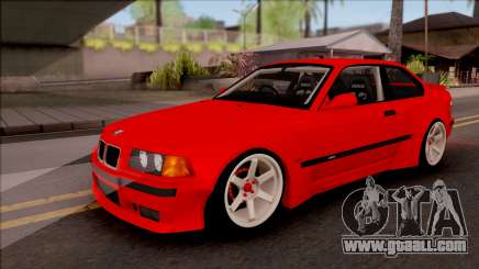 BMW M3 E36 Drift Rocket Bunny v3 for GTA San Andreas