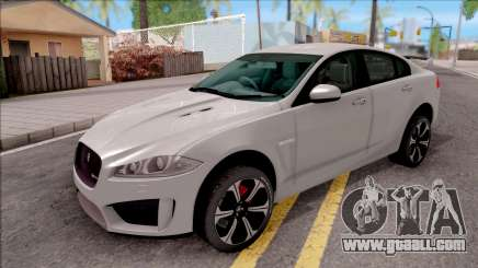 Jaguar XF R-S 2015 for GTA San Andreas