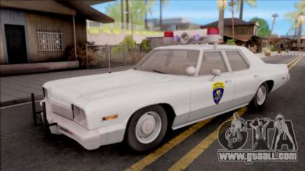 Dodge Monaco Montana Highway Patrol for GTA San Andreas