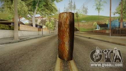 Silent Hill Downpour - Brick SH DP for GTA San Andreas