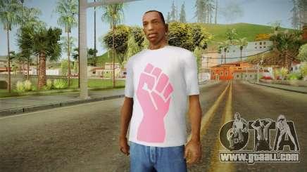 GTA 5 Special T-Shirt v19 for GTA San Andreas