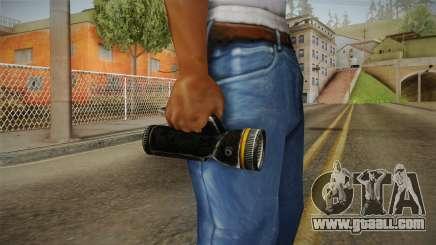 Silent Hill Downpour - Flashlight SH DP for GTA San Andreas