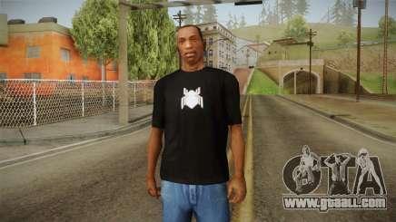 Spider-Man Homecoming T-Shirt for GTA San Andreas
