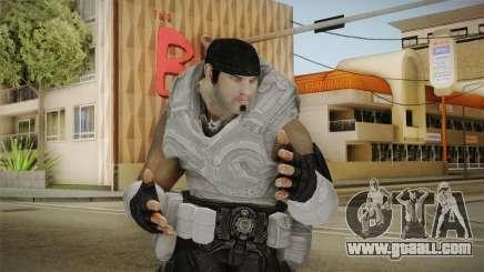 Marcus Fenix Skin v3 for GTA San Andreas