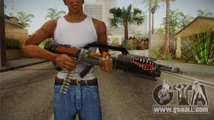 COD Advanced Warfare - Ohm for GTA San Andreas