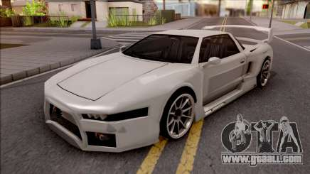 BlueRay Infernus V910 for GTA San Andreas