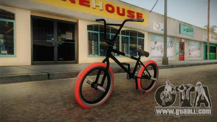 BMX Poland 4 for GTA San Andreas
