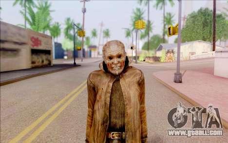 Raven of S. T. A. L. K. E. R for GTA San Andreas third screenshot