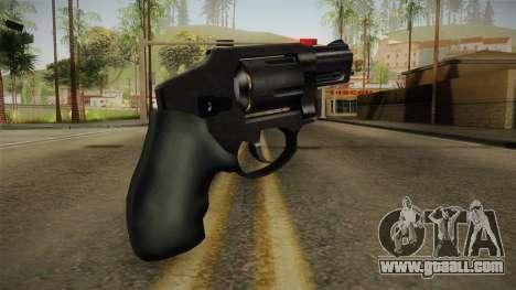 Taurus 850 Revolver for GTA San Andreas