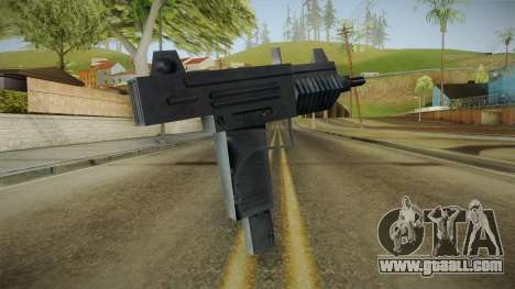 Driver PL - Micro SMG for GTA San Andreas second screenshot