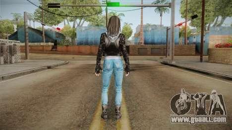 Marvel Heroes - Jessica Jones Netflix for GTA San Andreas third screenshot