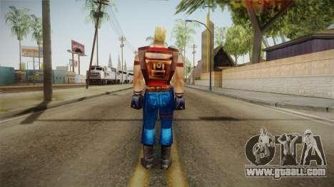 Duke Nukem - Time To Kill Skin for GTA San Andreas third screenshot