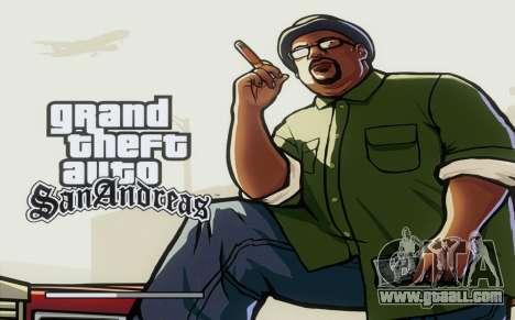 Loadscreens Remastered (HD) for GTA San Andreas forth screenshot