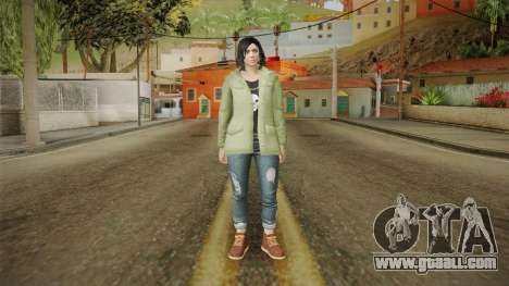 Smuggler Run DLC Skin 2 for GTA San Andreas second screenshot
